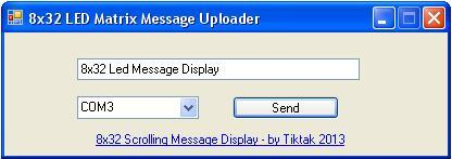 Message Uploader